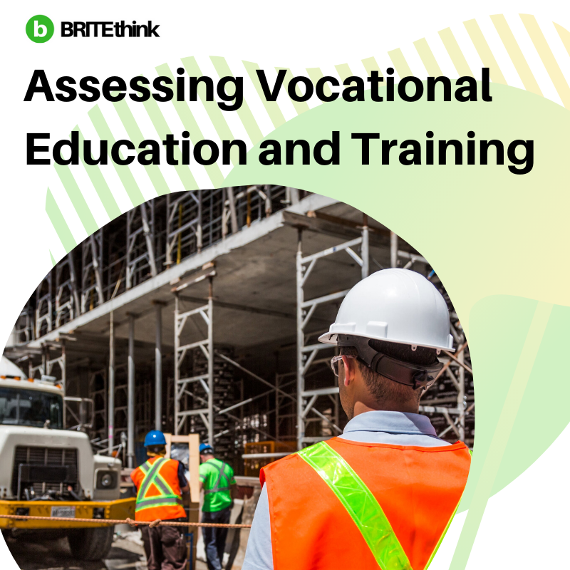 Assessing Vocational Education and Training